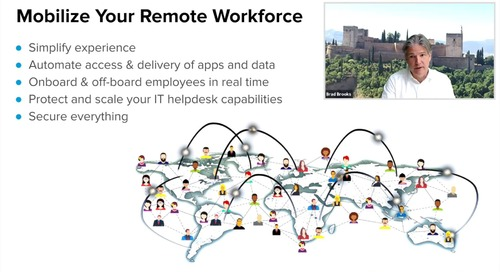Leading a Remote Workforce Through Change