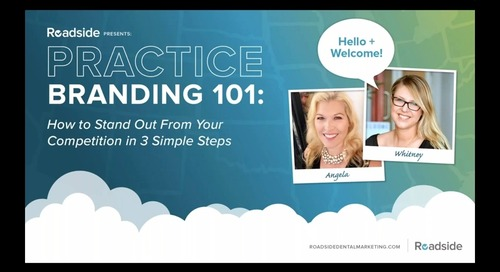 Masterclass Webinar: Practice Branding 101: Standing Out From Your Competition in 3 Simple Steps
