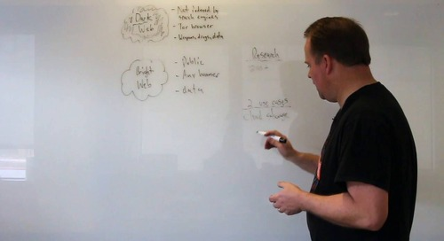 Smart Cloud Sessions: What is the Bright Web?