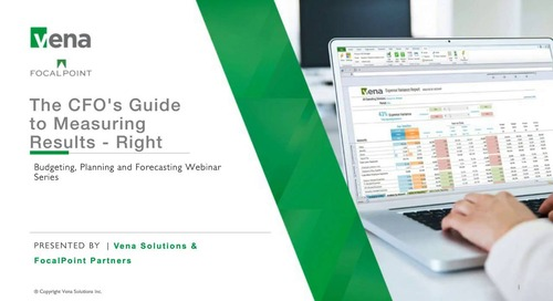 2017-05-30- The CFO's Guide to Measuring Results - Right