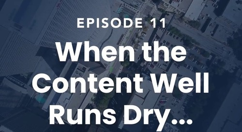 The Roof Episode 11: When The Content Well Runs Dry...