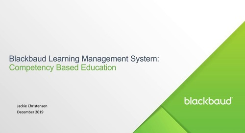 Is Your School Ready for Competency-Based Education?