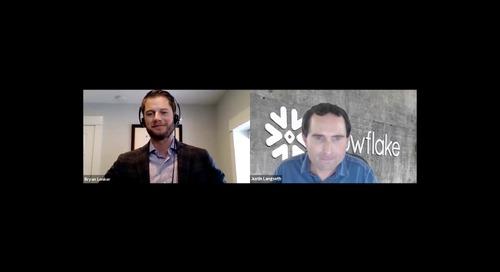 Using Alternative Data in Financial Services via Snowflake Data Marketplace