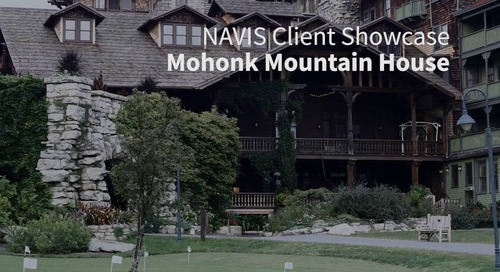 Mohonk Mountain House Client Showcase