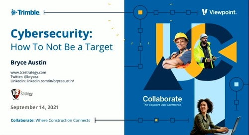Industry Pro - The Cybersecurity Playbook: What to Do if it Happens to You