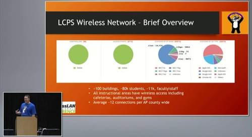 Loudoun County Public Schools – Overview of Wireless Network Secured by Fortinet