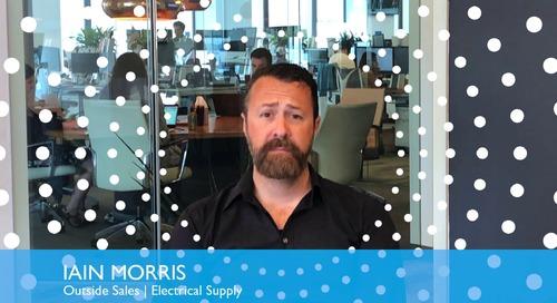 Motus Arriver: Iain Morris