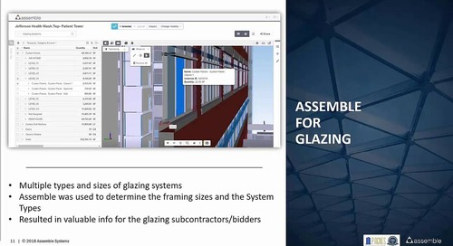 Webinar: P. Agnes - Expanding the use of BIM to Project Stakeholders