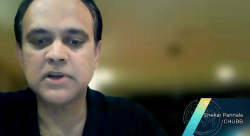 Unqork Create 2021: Shekar Pannala, Global CIO, Chubb