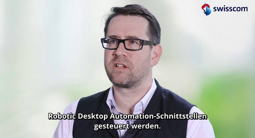 Swisscom Accountants Use RPA to Automate Repetitive Processes_de-DE