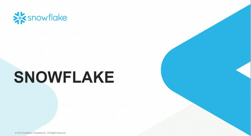 Snowflake Office Hours: Fireside Chat with Prisma Health