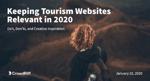 Keeping Your Travel Website Relevant in 2020