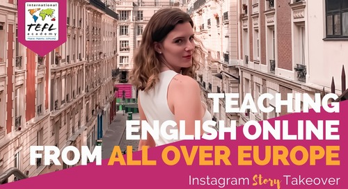 Day in the Life Teaching English Online While Country-Hopping Around Europe (Mostar, Bosnia) with Madison Fougere