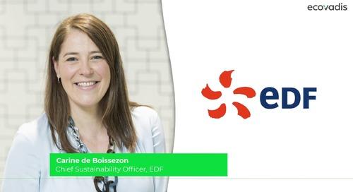 EDF Talks About Their CSR Reverse Factoring Initiative