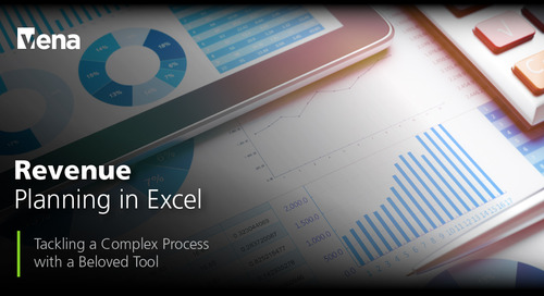 Revenue Planning - Tackling a Complex Process with a Beloved Tool
