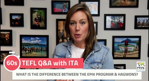 What Is The Difference Between The EPIK Program and Hagwons? - TEFL Q&A with ITA