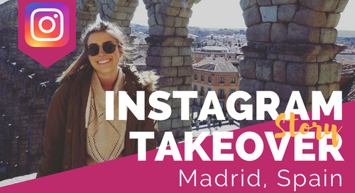 Day in the Life Teaching English in Madrid, Spain with Haley Paige