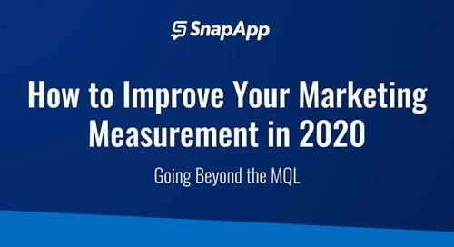 Improve Your Marketing Measurement in 2020
