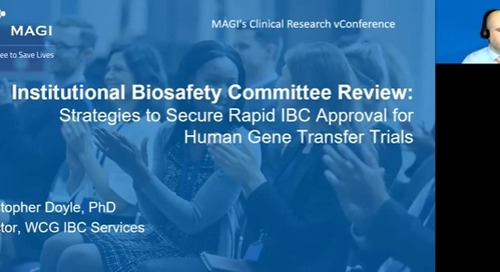 IBC Review: Strategies to Secure Rapid IBC Approval for Human Gene Transfer Trials