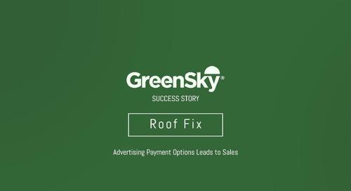 GreenSky® Success Story | Roof Fix - Part 3