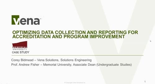 Memorial University Case Study