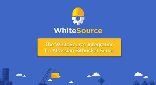 WhiteSource Integration for Bitbucket Server