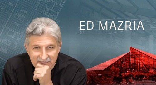 From Basketball to Buildings, Ed Mazria Earns a Slam Dunk With Architecture 2030