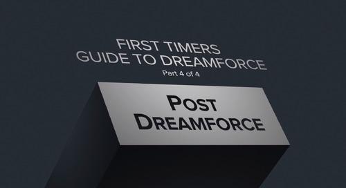 Post-Dreamforce Guide