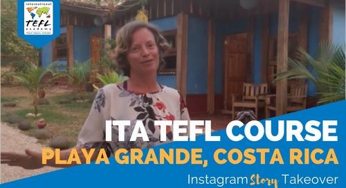 Playa Grande, Costa Rica TEFL Course - International TEFL Academy