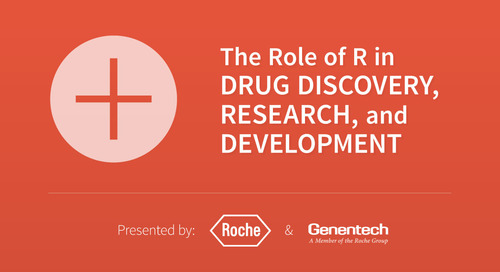 The Role of R in Drug Discovery, Research, and Development