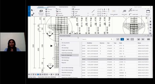 Tekla Structures for Precast - Any Precast Project