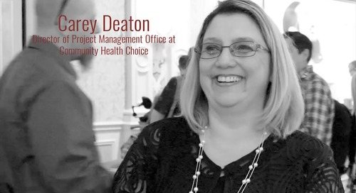 ServiceNow Success Story: Carey Deaton, Community Health Choice