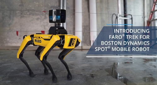 Automated scanning workflows for construction with the Focus S Series Laser Scanners