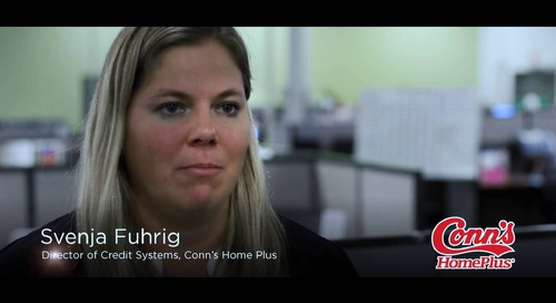 Conn's Home Plus Customer Success Story
