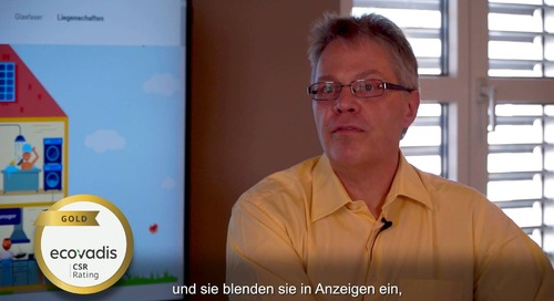 Nützliche Tipps von einem schweizer Energie- und Kommunikationsdienstleister, der von EcoVadis bewertet wurde