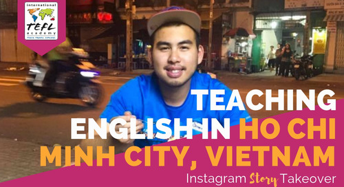 Day in the Life Teaching English in Ho Chi Minh City, Vietnam with Kenny Nguyen