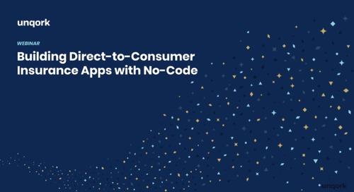 Webinar: Building DTC Insurance Apps with No-Code