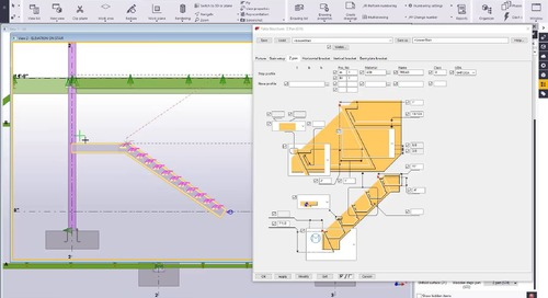 Tekla Structures for Steel and Miscellaneous Detailing