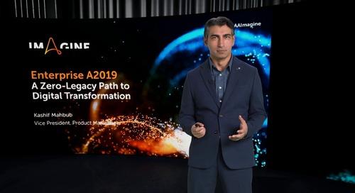 Enterprise A2019 A Zero-Legacy Path to Digital Transformation