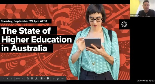 The State of Higher Education in Australia Webinar