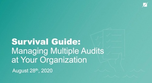 Survival Guide - Managing Multiple Audits