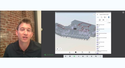 BIM 360 Layout Android App Overview