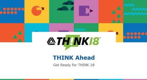 THINK Ahead [INTERNAL] 2018