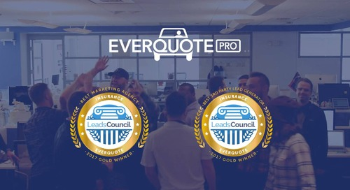 EverQuote LeadsCouncil Awards: Thank You!