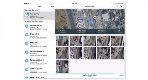 3DR SiteScan + BIM 360 Integration