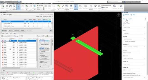Integrate Revit and Navisworks with BIM 360