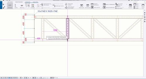 Zeichnungen mit Tekla Structures 2021