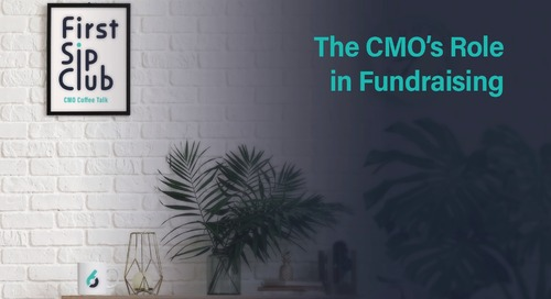 The CMO's Role in Fundraising