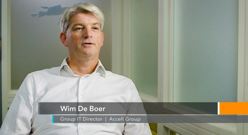 Cloud Trailblazer — Wim De Boer, Accell Group