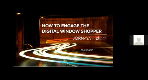 How to Engage the Digital Window Shopper